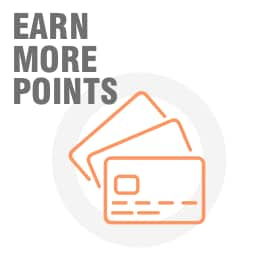 Earn More Points
