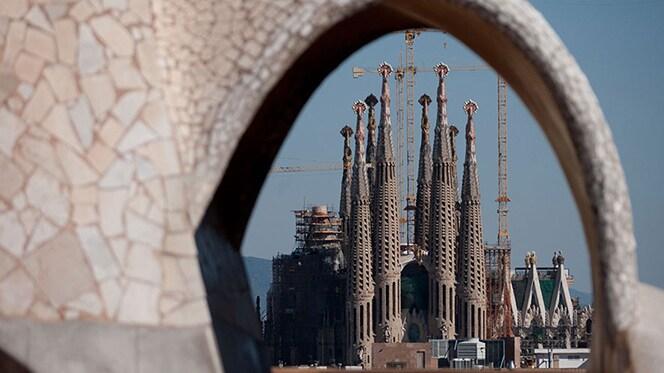 Barcelona Architecture: Sagrada Familia