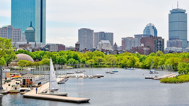 Panorama de Boston