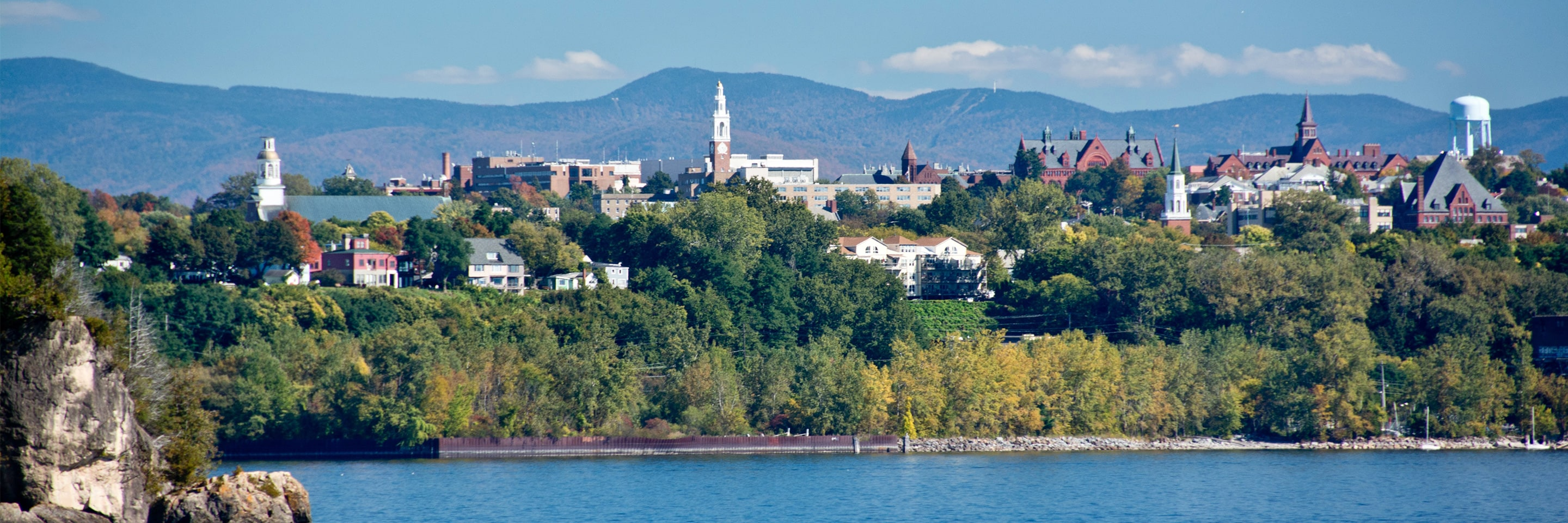 Hotels in Burlington, Vermont