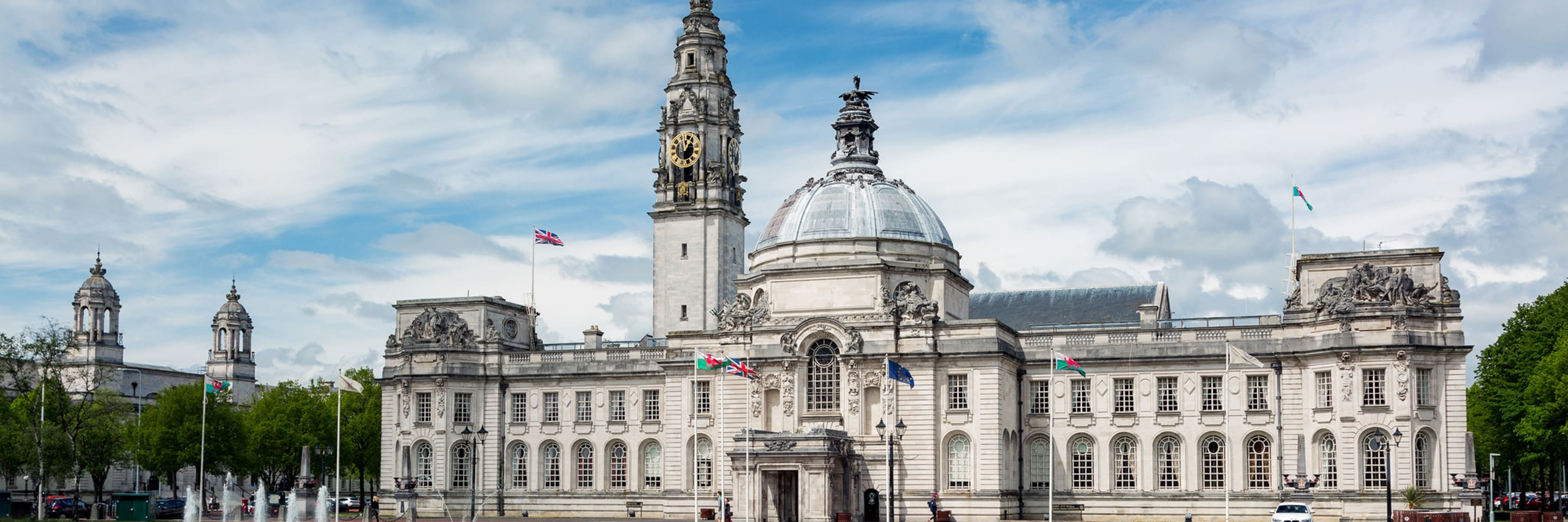 Hotels in Cardiff