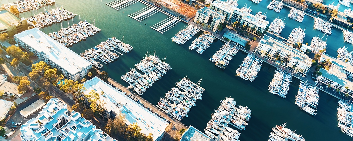 Hotels in Marina del Rey
