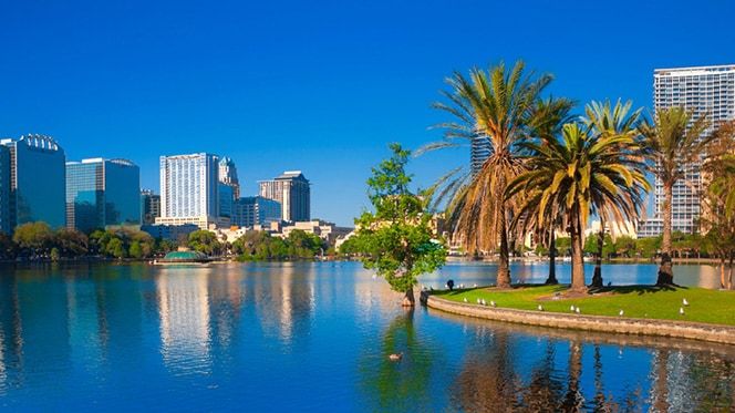 business travel Orlando