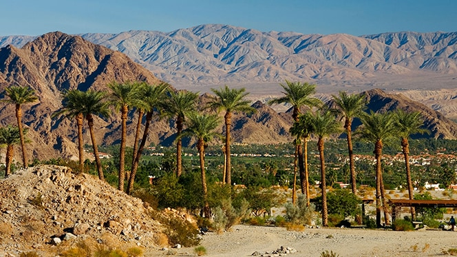 Coachella Valley Hiking Destination