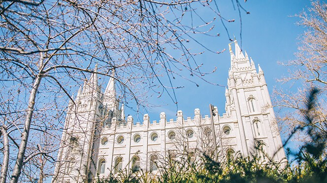 Free Things to Do in Salt Lake City: Temple Square