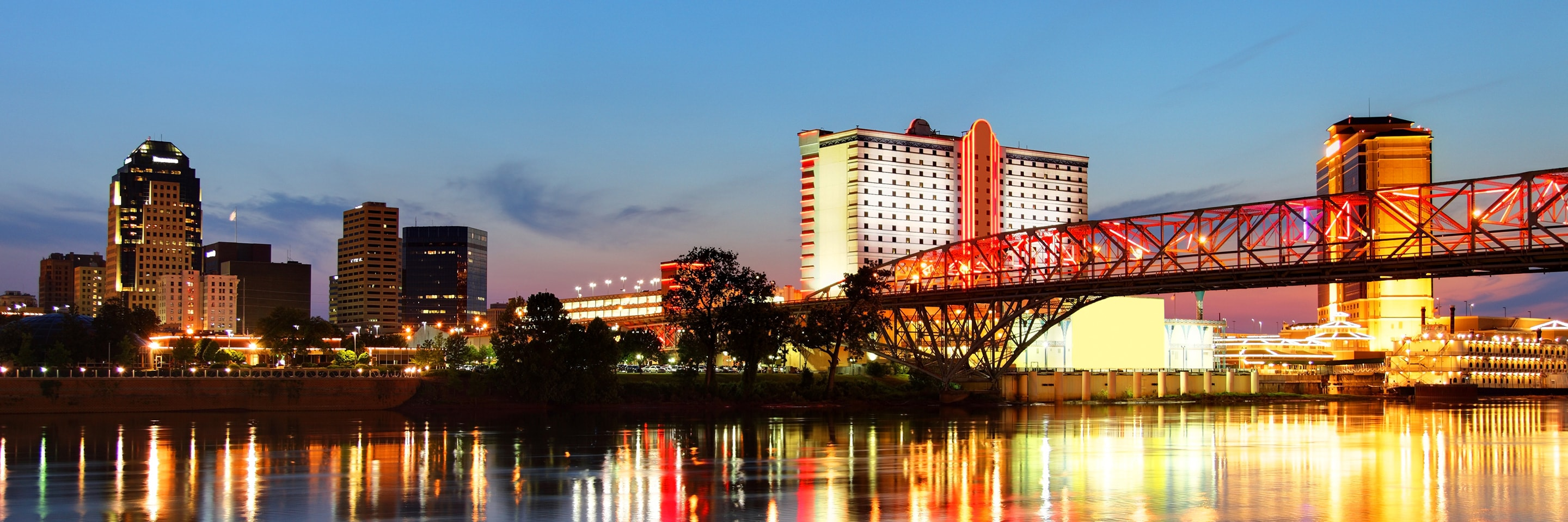 Hotels in Shreveport