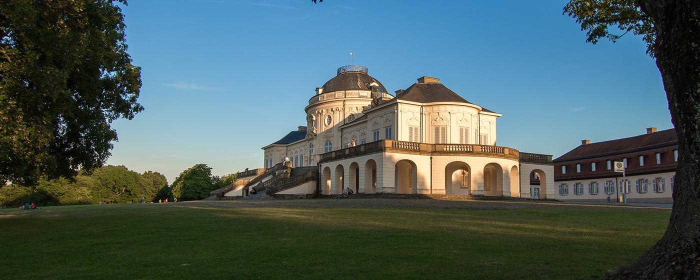 Schloss Solitude in Sindelfingen