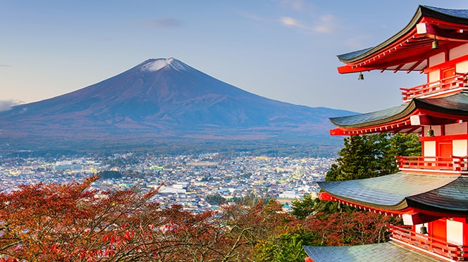 From Sushi Bars to Shinto Shrines, 5 Things to Do in the Land of the Rising Sun