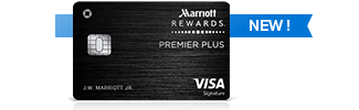 Earn points with the Marriott Rewards Premier Plus Credit Card