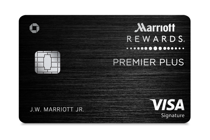 The Marriott Rewards Premier Plus Credit Card