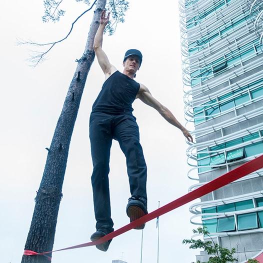 William Spencer, stunt performer