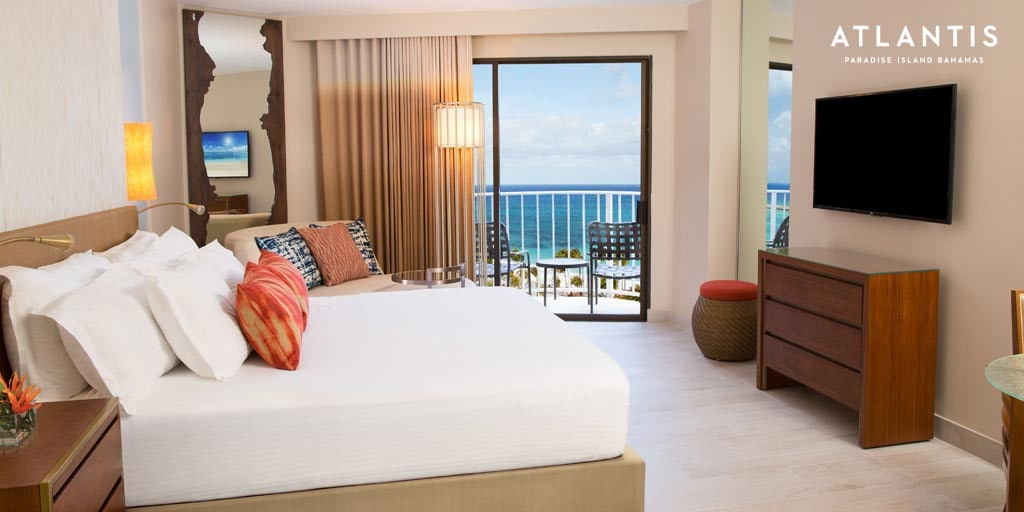 Family-Friendly Hotel Rooms in the Bahamas
