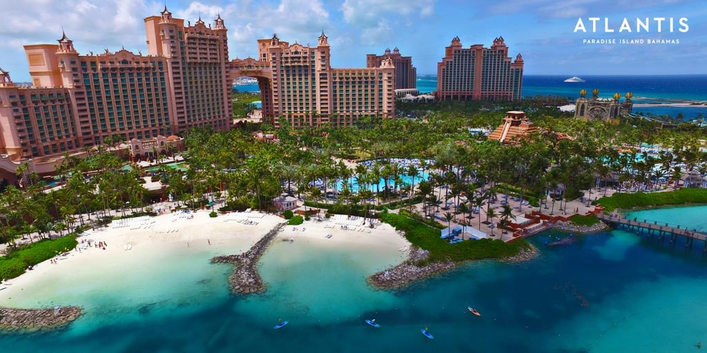 Atlantis Birds Eye View
