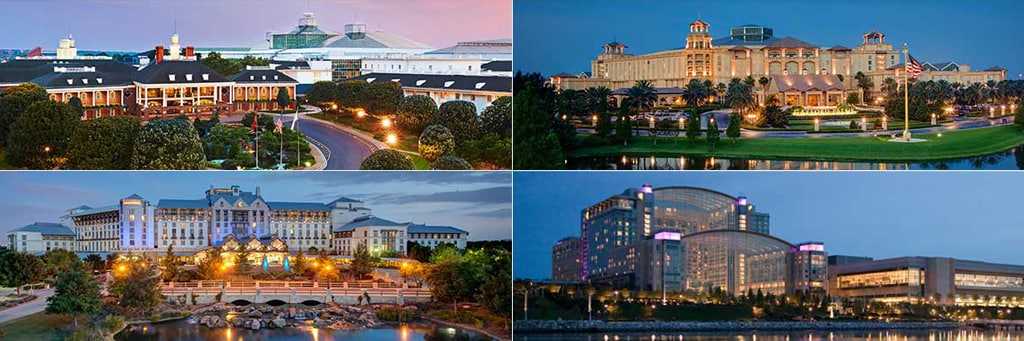 Gaylord Hotels Awards, Recognition & Achievements