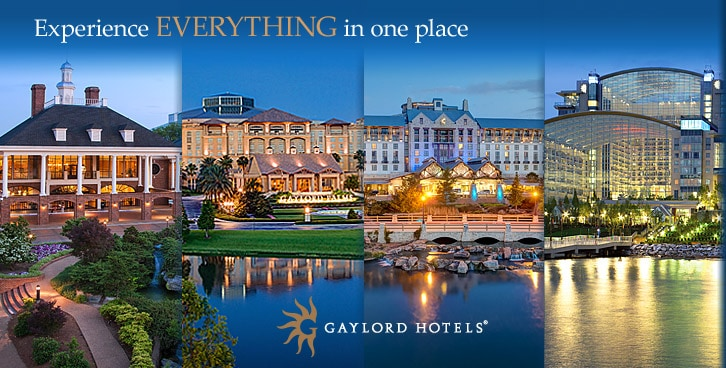 Gaylord Hotels - Experience Everything in One Place