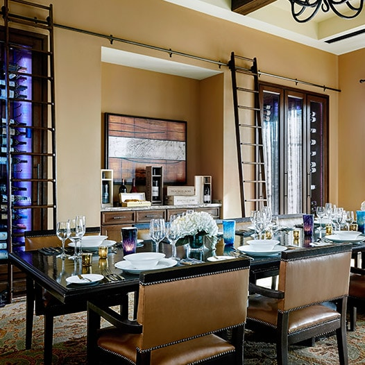 Dining room at JW Marriott San Antonio Hill Country Resort & Spa/Link to hotel's dining page