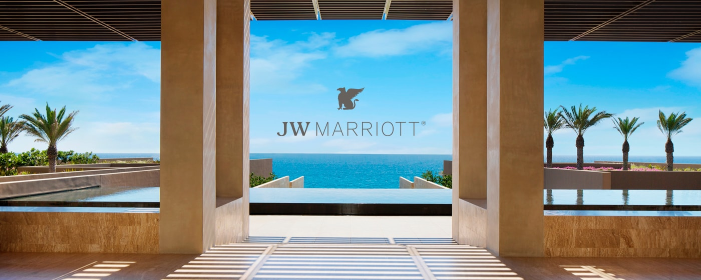 Enlace a la página de JW Marriott Los Cabos Beach Resort & Spa