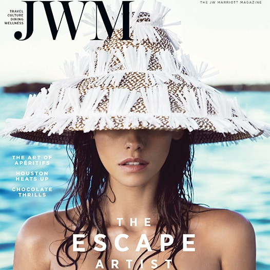 JWM Magazine cover  | Link to issue of JWM Magazine