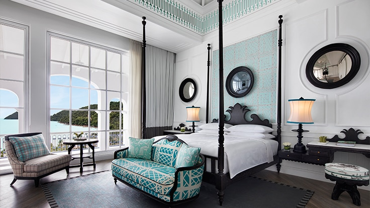 Suite turquoise