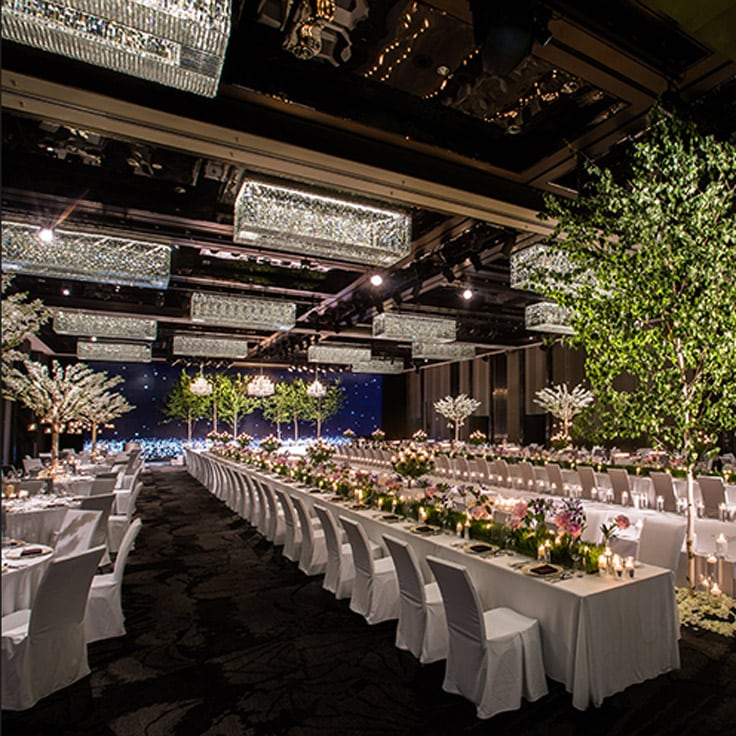 image of lavish formal wedding linked to JW Marriott Dongdaemun Square Seoul