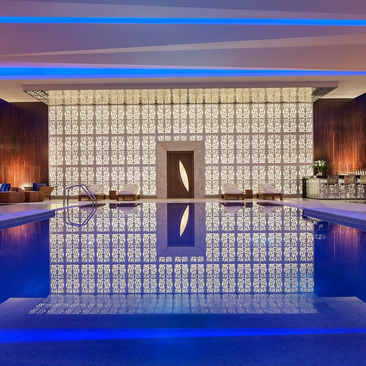 Indoor swimming pool | JW Marriott Absheron Baku