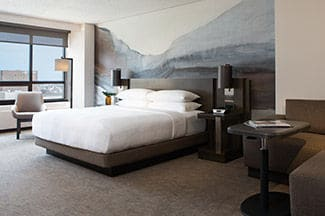 Chicago Marriott Suites Downers Grove Redesigned Calgary Marriott Downtown  Hotel Guest Room   Link To Hotel Website