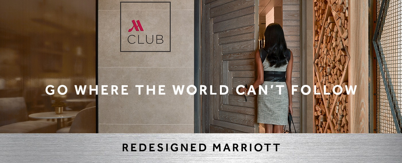 Redesigned M Clubs | Go where the world can't follow