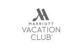 Logo for Marriott Vacation Club, links to hotel brand page