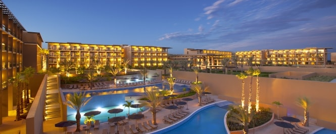 JW Marriott  Los Cabos Beach Resort & Spa All Inclusive Vacation Package
