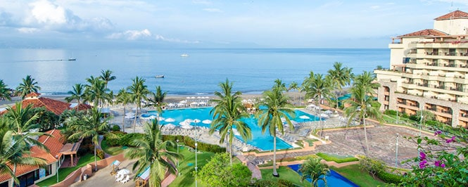 Mexico All Inclusive Vacations Marriott - Puerto vallarta resorts all inclusive