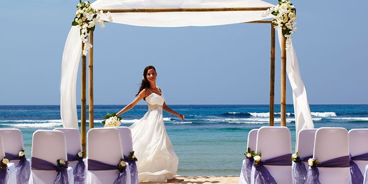 Book Bali Destination Weddings on Marriott.com