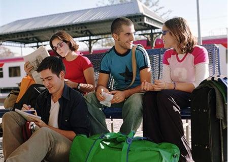 Организация групповых поездок.