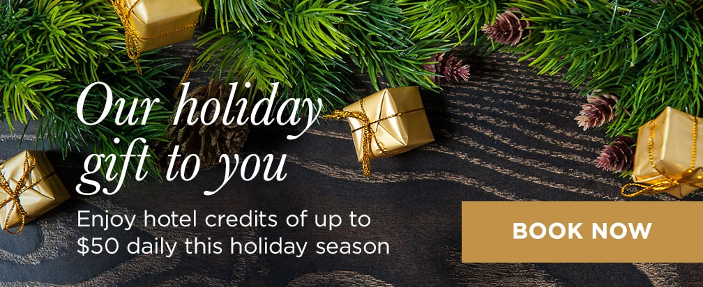 Holiday Travel Deals by Marriott