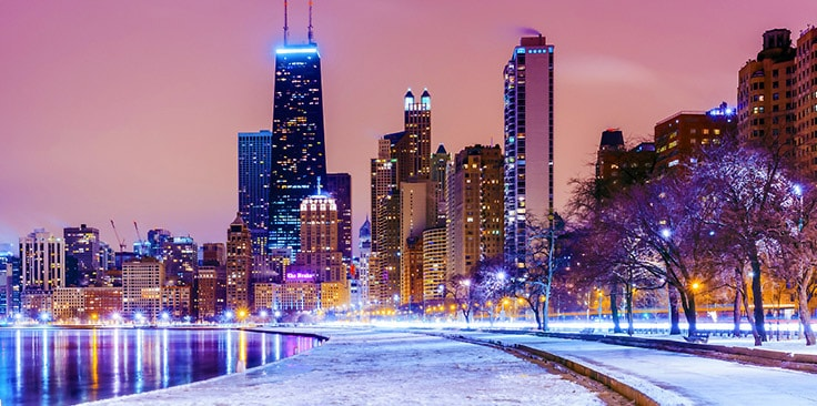 Chicago Holiday Travel Deals