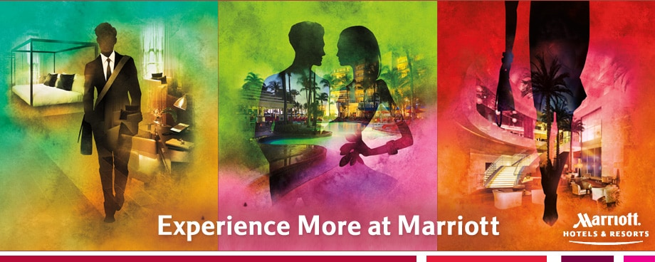 Experience more at Marriott