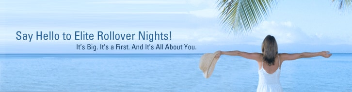 Marriott Rewards announces Elite Rollover Nights! Earn your 2010 status this year