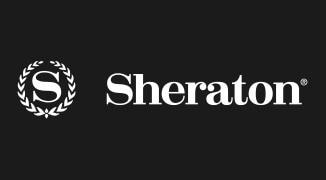 Sheraton Hotels logo | Link to Sheraton meetings page
