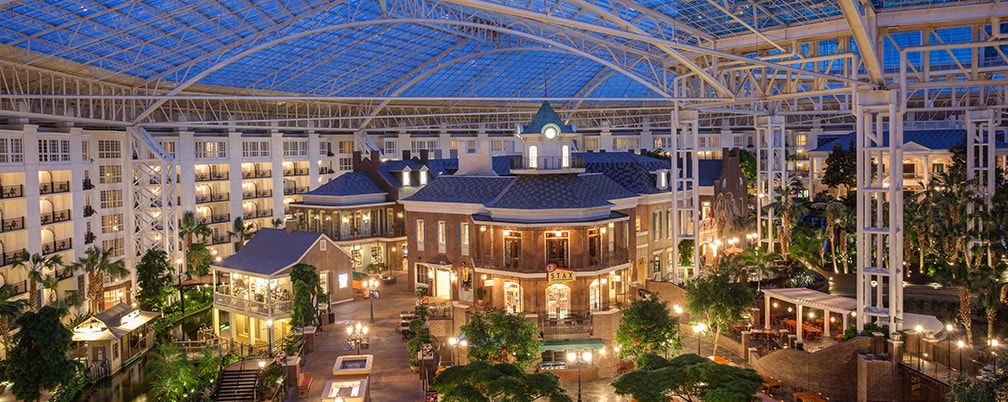 Gaylord Hotels Resorts And Convention Centers Marriott S
