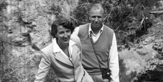 1950 J. Williard and Alice Marriott