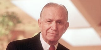 J. Willard Marriott, Sr. 1985