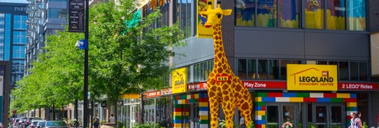 LEGOLAND Discovery Center Boston Package