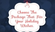 Resort Holiday 'Pick Your Package'. Book By December 31, 2014!