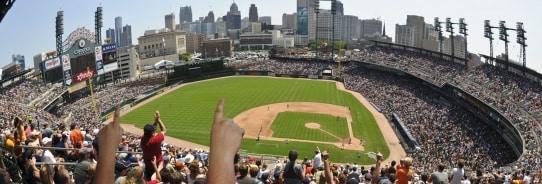 Grand Slam Baseball Fan Package in Detroit