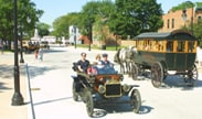 Discover the Henry Ford Museum in Detroit
