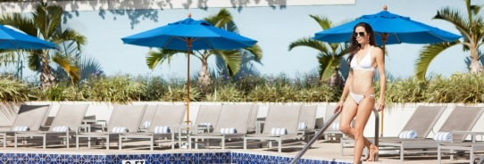 Suntastic Savings! Up to 15 percent Off + $25 Nightly Hotel Credit