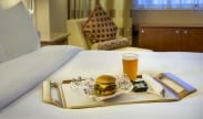 Bed and Burger - New York Marriott Downtown