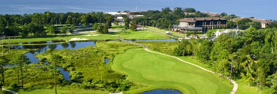 Grand Hotel Golf Package