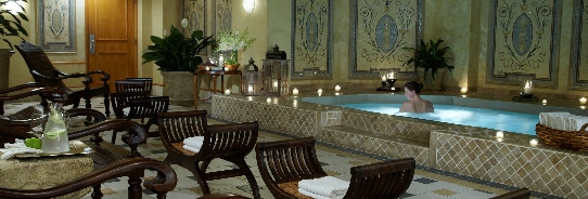 Grand Hotel Spa Package