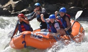 Sacramento Rafting Package