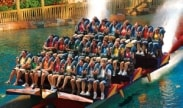 Escape to Busch Gardens